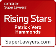 Super Lawyer Rising Star badge